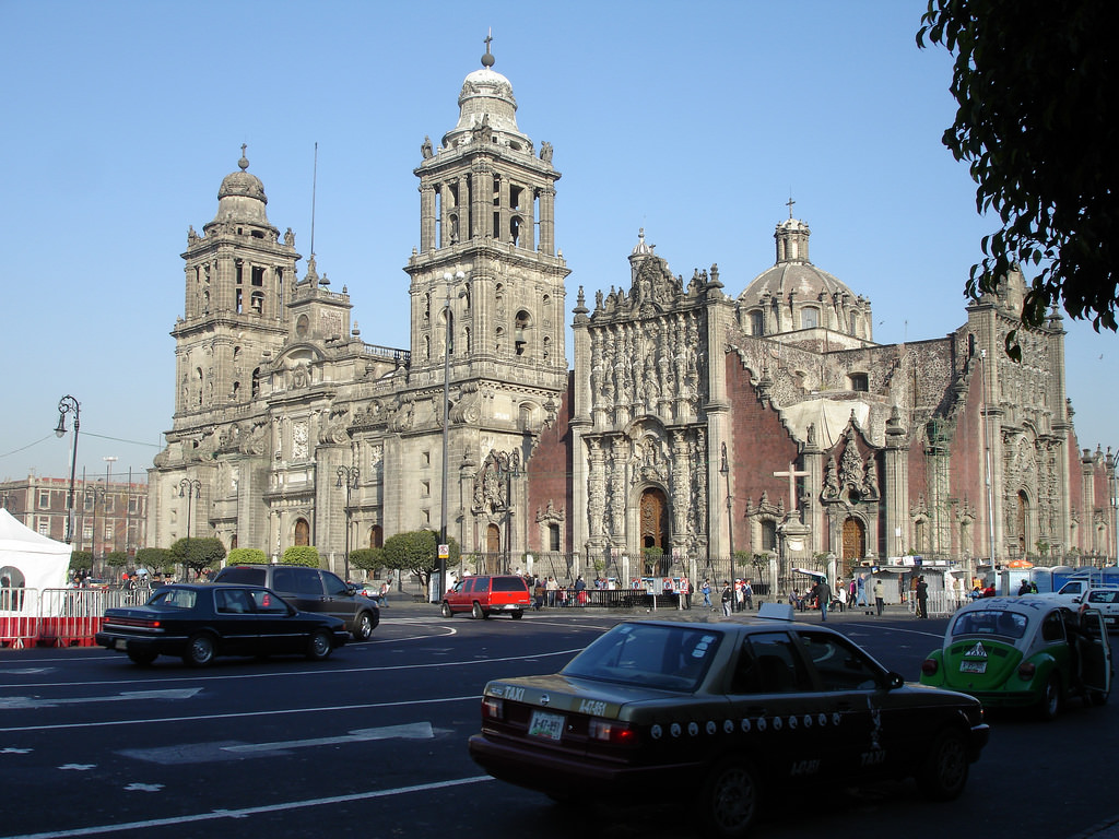 Top 19 spots to visit in mexico viral travel for Best place to stay in mexico city