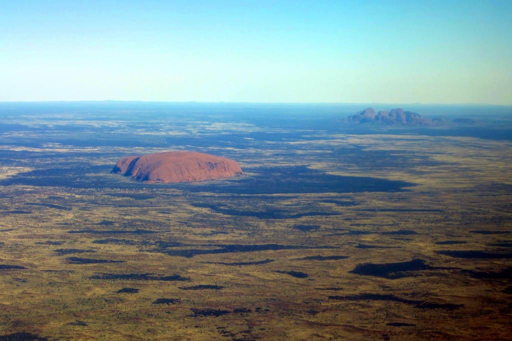 Uluru or Ayers Rock, Australia