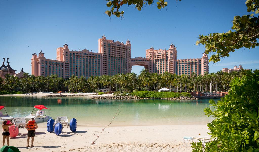 13. Atlantis Paradise Island, Bahamas