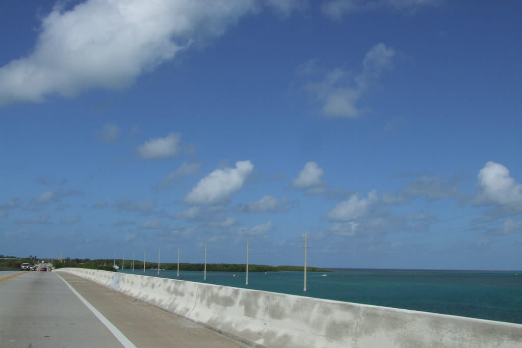 13. The Overseas Highway (Florida Keys)