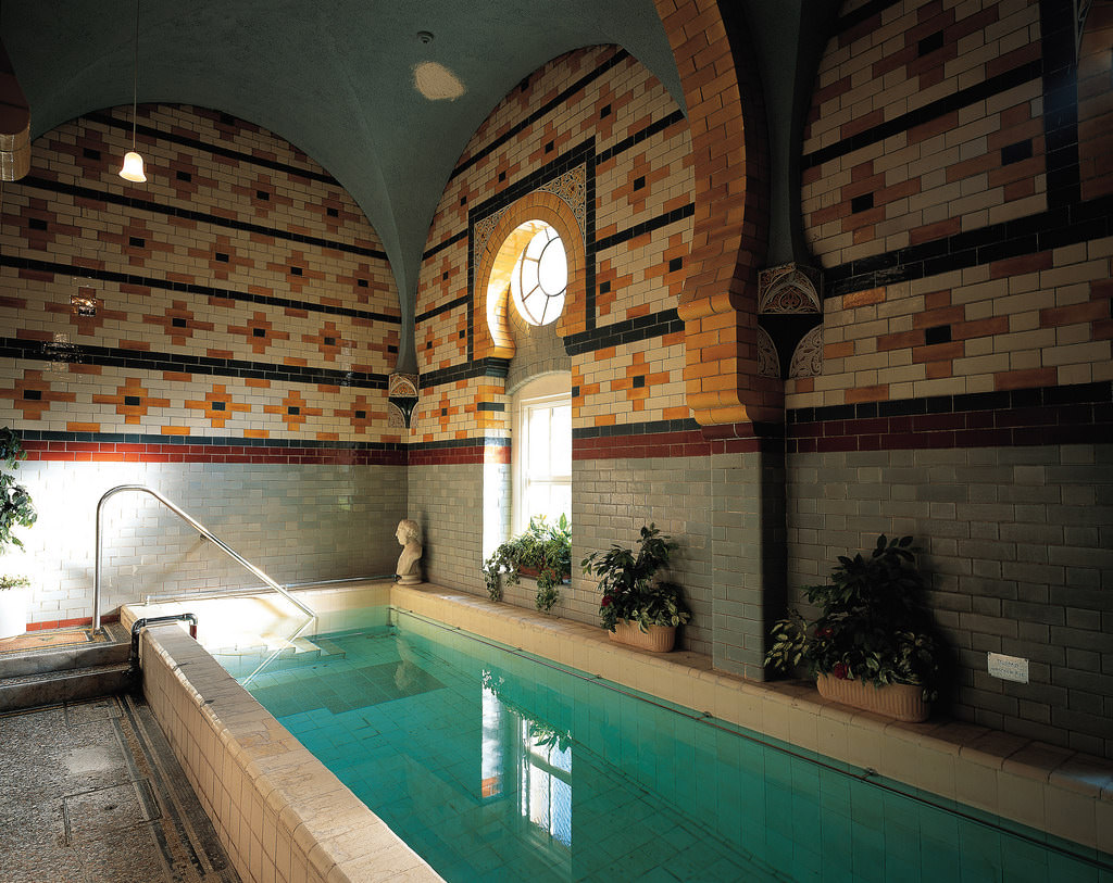 Take long baths where the longest Empire bathed at Bursa, Turkey