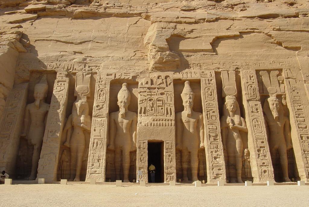 15. Abu Simbel, Egypt