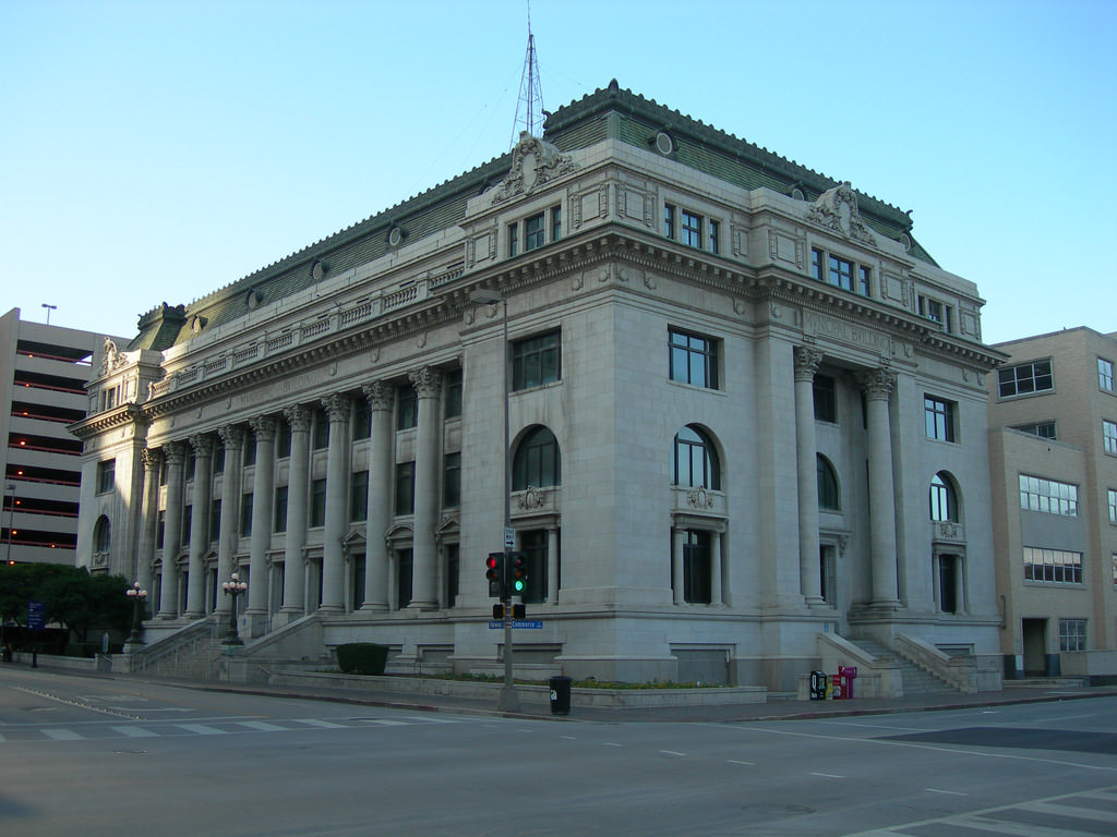 Dallas City Hall-flickr-jimmywayne