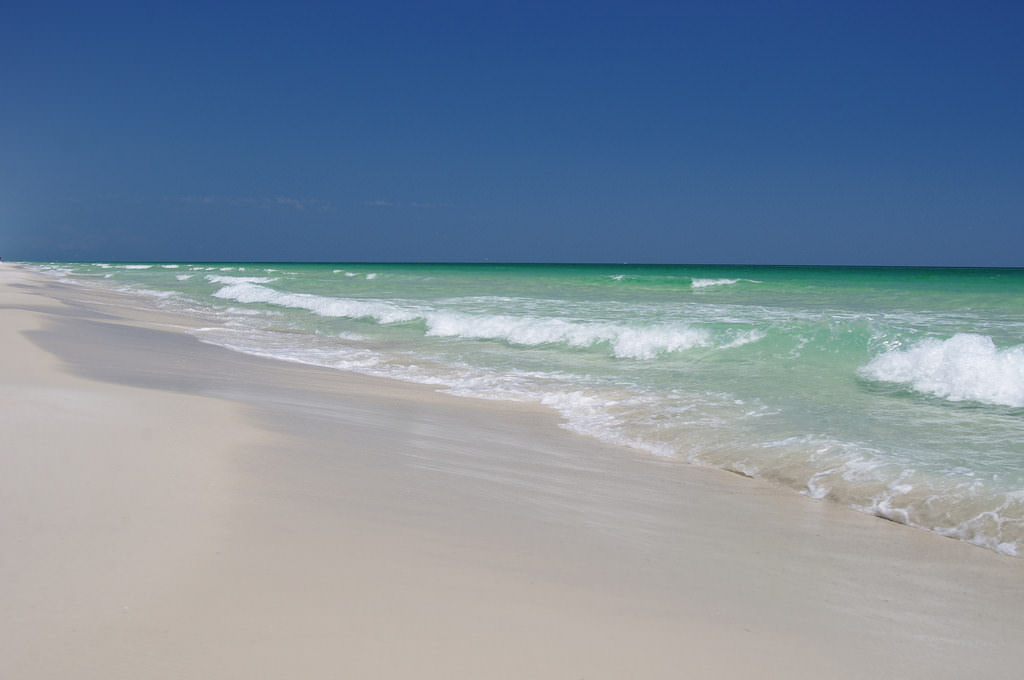 5.Gulf Island Natinal Seashore