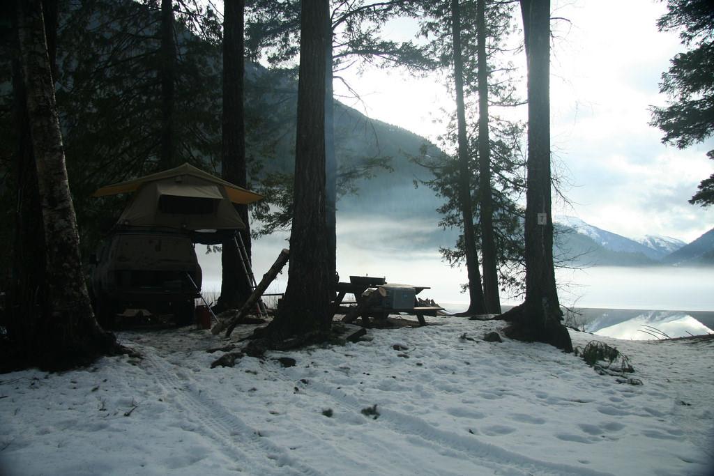 Nahatlatch River, British Columbia