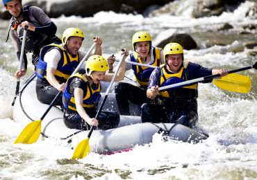 Top 16 White Water Rafting Vacations