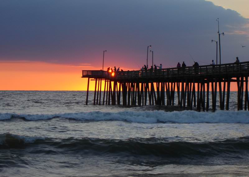 Top 15 us vacation spots off the beaten path viral travel for Fishing spots in virginia beach