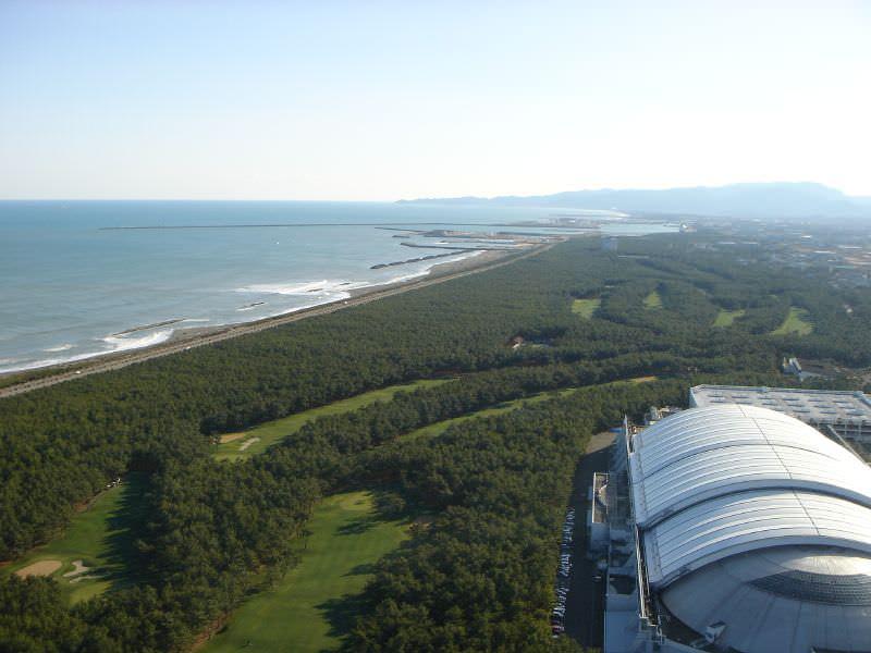 1.Seagaia Ocean Dome