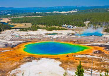 14 Most Visited National Parks