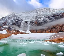 New Glacier Skywalk in Jasper National Park