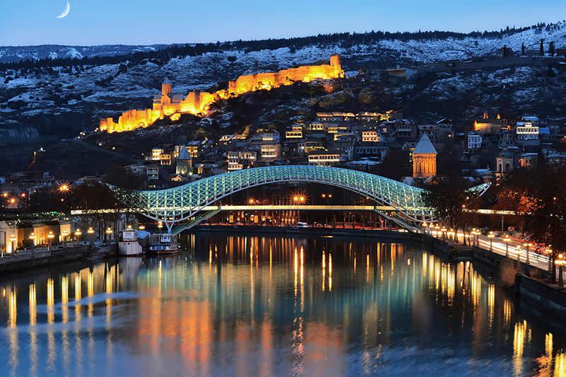 Best nightlife spots in tbilisi georgia viral travel for Georgia fotos