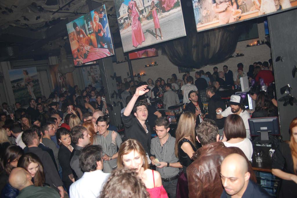 Clubbing in Bucharest